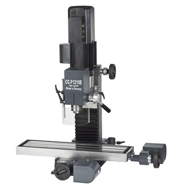 benchtop milling machines