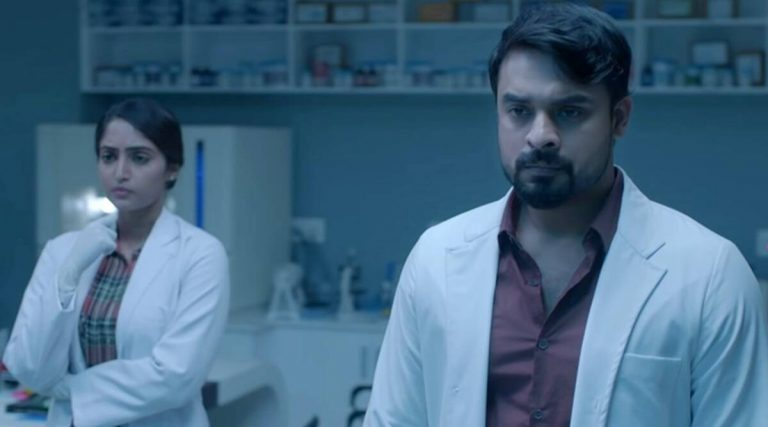 Telugu Movies that involved Scientists in crime forensic