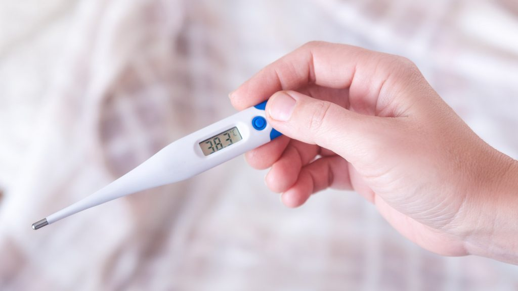 types of medical thermometer